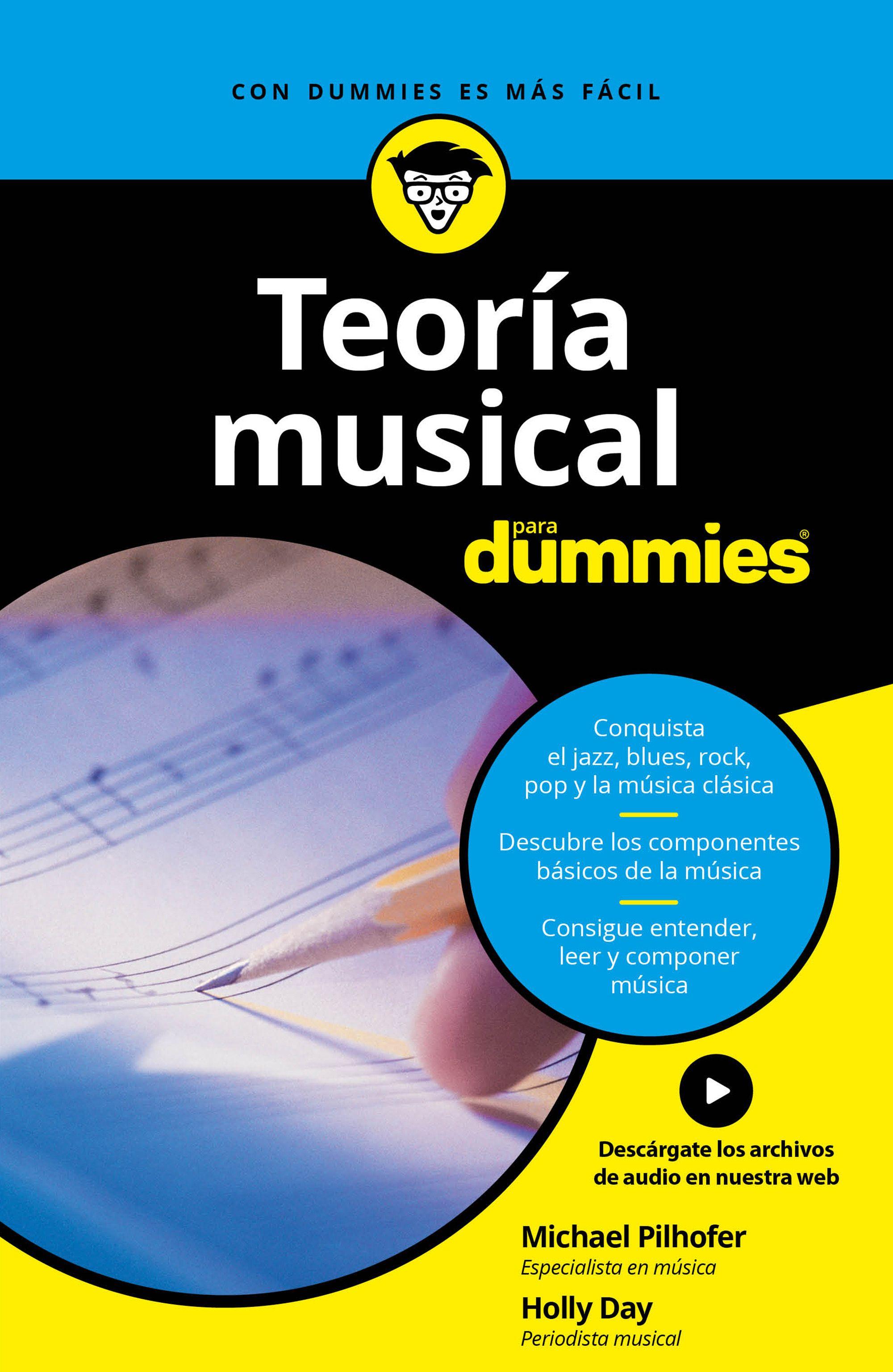 Teoría musical para Dummies | Planeta de Libros